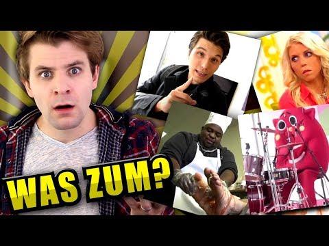 10 verrückte Youtube-Videos! - Zeo und das Internet