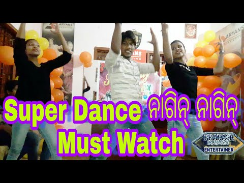 Nagin Nagin New Odia Dance Video Sister...