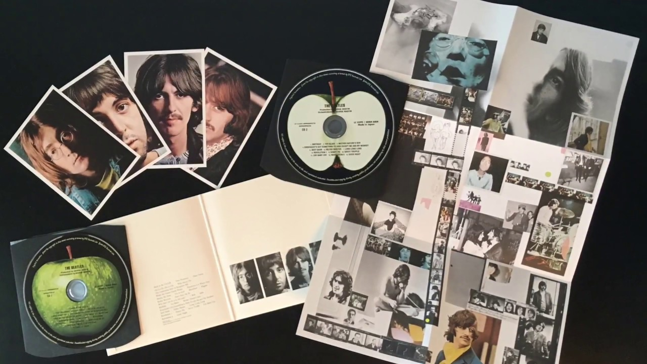 The Beatles White Album Past Present And Future