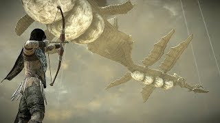 SHADOW OF THE COLOSSUS (PS4) - 5 Minutes of Gameplay @ 1080p HD ✔