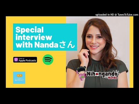 Learn Japanese with Noriko 348. 特別ゲストNihongando com Nandaのナンダ先生
