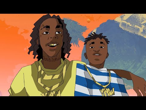 Смотреть клип Ynw Bslime Feat. Ynw Melly Dying For You