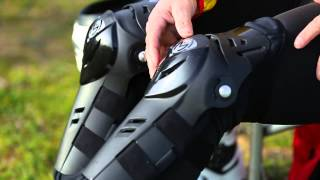 Moose Racing Knee Guard profile with Rodney Smith
