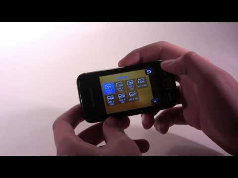 Samsung Jet S8000 Teil 3 - Bedienung (Deutsch, HD)