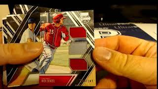 2017 Elite Extra Edition Baseball Personal Box Brandon H 2182018