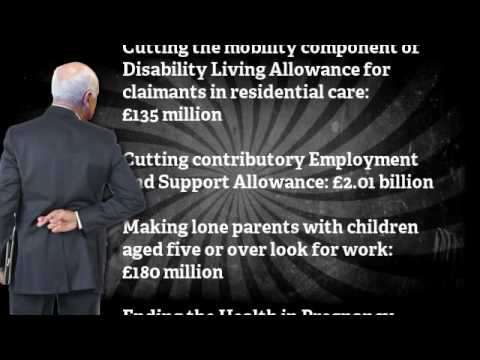 Universal Credit: Iain Duncan Smith's slow motion ...
