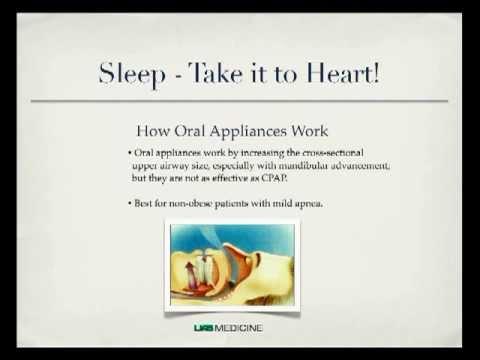 Link between Sleep Apnea and Heart Disease |