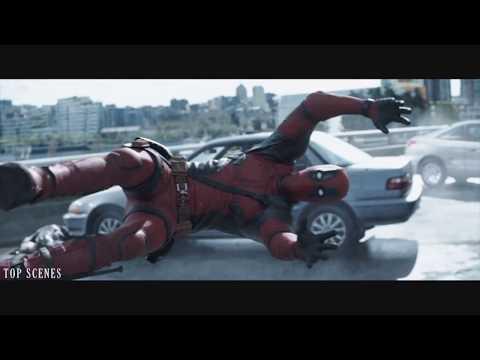 Colossus vs. Deadpool - Deadpool