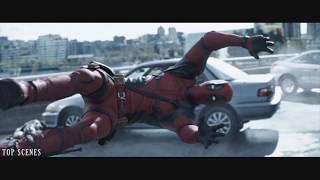 Colossus vs. Deadpool | Deadpool (2016)