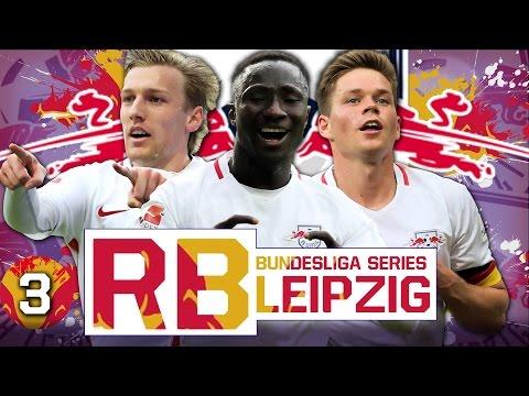 FIFA 17 Career Mode: RB Leipzig #3 - BUNDESLIGA SEASON BEGINS!! (FIFA 17 Gameplay)