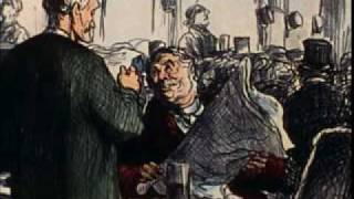 HONORE DAUMIER - MAN OF HIS TIME