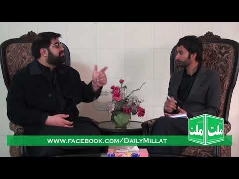 Aimal wali khan interview with Daily Millat