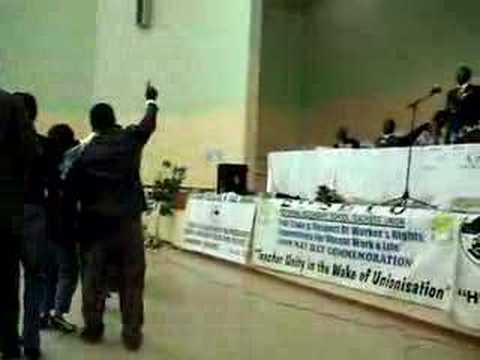 Labour Day Celebrations Gaborone