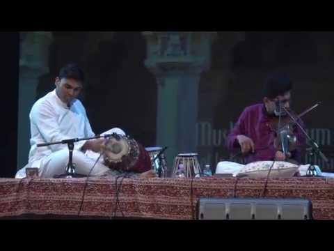 4th Annual 2015 Mushtari Begum Festival - Kaushik Sivaramakrishnan and Abhishek Iyer