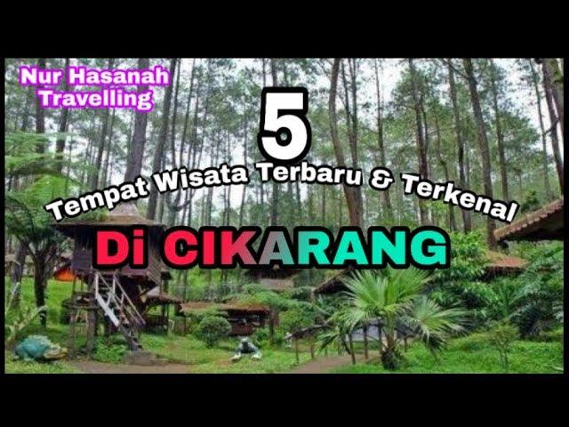 5 Tempat Wisata Terkenal Dan Terpopuler Di Cikarang Bekasi Nur Hasanah Travelling Youtube