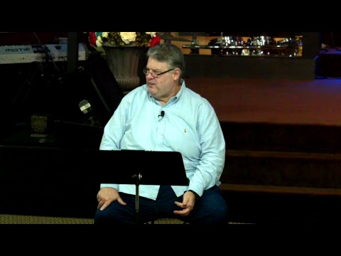 Five Things Disciples Do - Pastor Jack Cunningham
