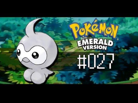 Pokemon Emerald Randomized Nuzlocke Challenge Part 27: Whatever the weather