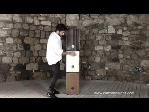 Triple Cajons Show/Carmina Cajons/Tonguç Gökalp