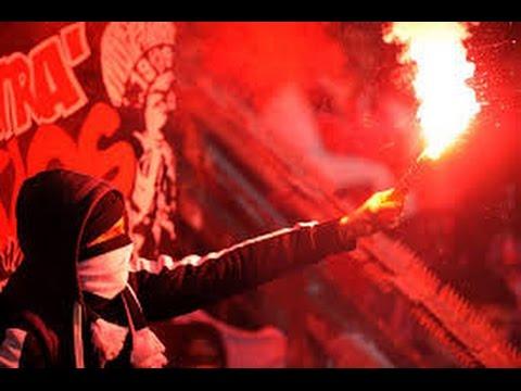 Eintracht Frankfurter Ultras-Best Moments !!!!