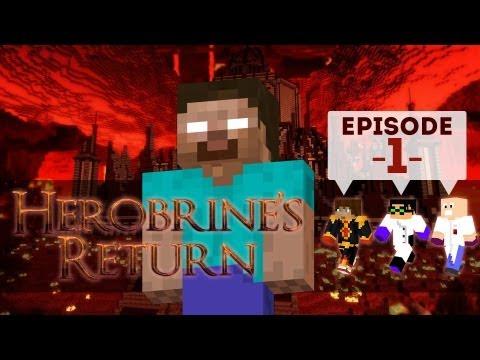 Herobrine's Return - Episode 1 - Avec Labocraft (RedKill et Hepahh)