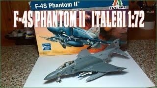 McDonnell Douglas F 4S Phantom II  Italeri 1 72