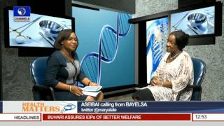 Health Matters: Why Diarrhoea 14/11/15 Pt 2