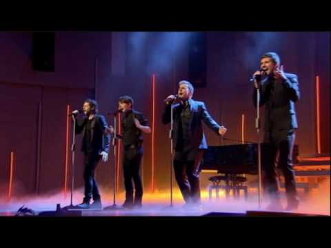 Take That, The Greatest Day - Royal Variety, London Palladium HD