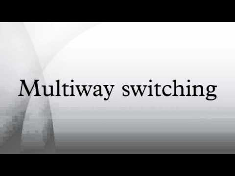 Multiway switching - YouTube