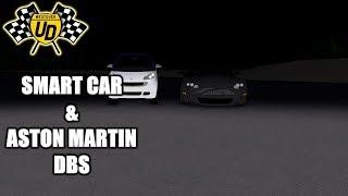 Roblox// Guida finale Westover - Smart Car & Aston Martin DBS