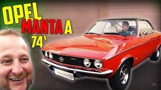Einfach GEIL ! - 74' Opel Manta A - Vorstellungsrunde