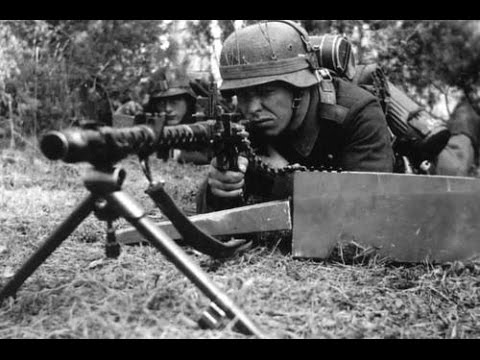 machine guns affects on war Machine-guns in inflicted appalling casualties during the first world war men charging towards the enemy line, were mown down by these devastating weapons.