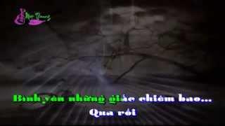 Dòng thời gian - [karaoke] beat chuẩn