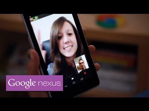 Nexus 7 (2012) - Google+ Hangouts