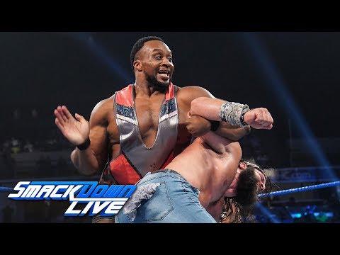 The New Day vs. Randy Orton, Samoa Joe & Elias: SmackDown LIVE, July 16, 2019