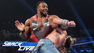 The New Day vs. Randy Orton, Samoa Joe & Elias: SmackDown LIVE, July 16, 2019