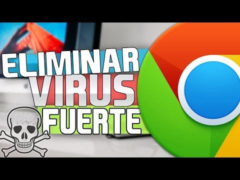 Elimina Virus De Google Chrome / Sin Antivirus 💀/ Antivirus Chrome