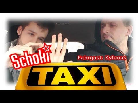 Fahrgast: Kylonas | Schoki TAXI