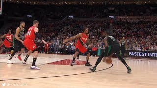 Jaylen Brown Highlights vs Portland Trail Blazers (24 pts, 7 reb, 2 ast)
