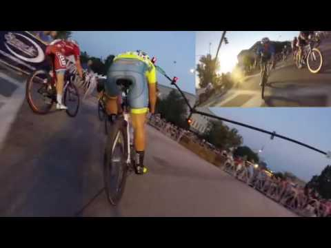 Spartanburg Crit- Speedweek 2017 Pro Men- First Internet Bank Cycling Team