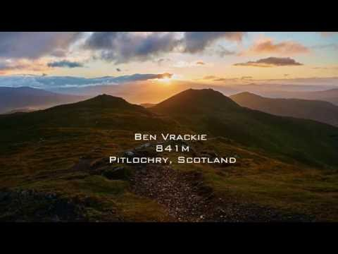 Unforgettable Sunrise - Ben Vrackie