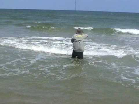 Pins090609 youtube for Padre island national seashore fishing report