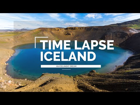 Time Lapse - An icelandic dream (Iceland)