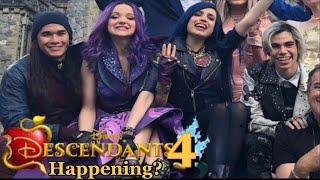 Is descendants 4 happening? Edit: Check the date of this video!