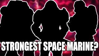 Which Is The Strongest Space Marine In Sci-fi? Astartes, Spartans, Pilots And Dark Troopers Explored