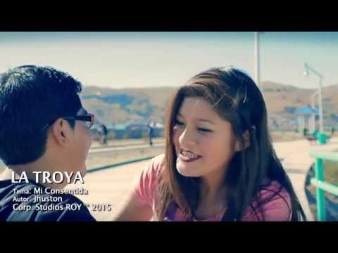 Grupo La Troya │Mi consentida│ Primicia 2016 Studios Roy™✅