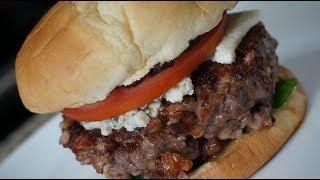 Smoky Ribs' 100K Milestone Burger Contest