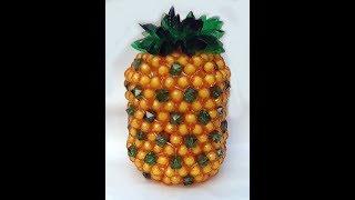 Make a pineapple [puthi anaras] Full video