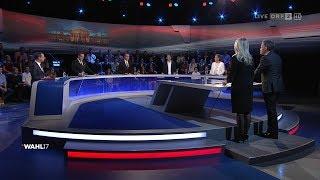 Elefantenrunde Wahl 2017 | ORF2