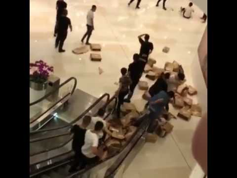 Guy gets Jumped for YEEZYS after Hacking Adidas Confirmed App!! 😱