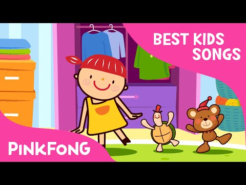 Baby's Clothes | Best Kids Songs | PINKFONG Songs for Children